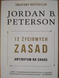 Postawa wyprostowana - inspiracja książką Jordana Petersona